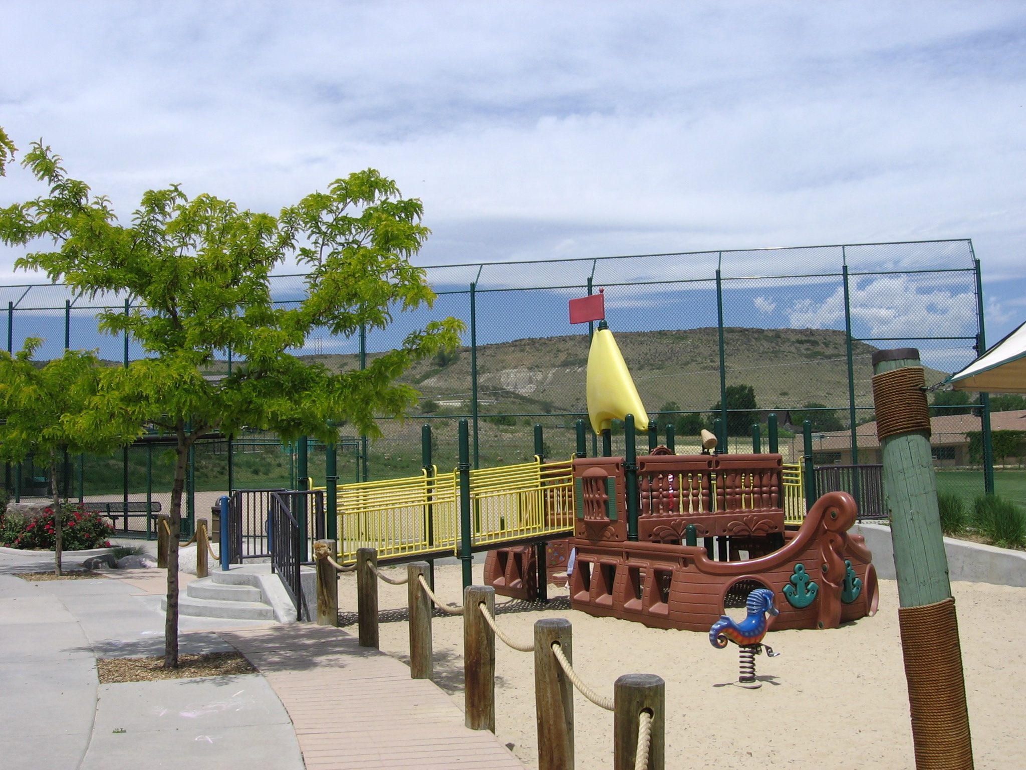 Tanglewood Sports Park Amp Prospect West Tennis Courts