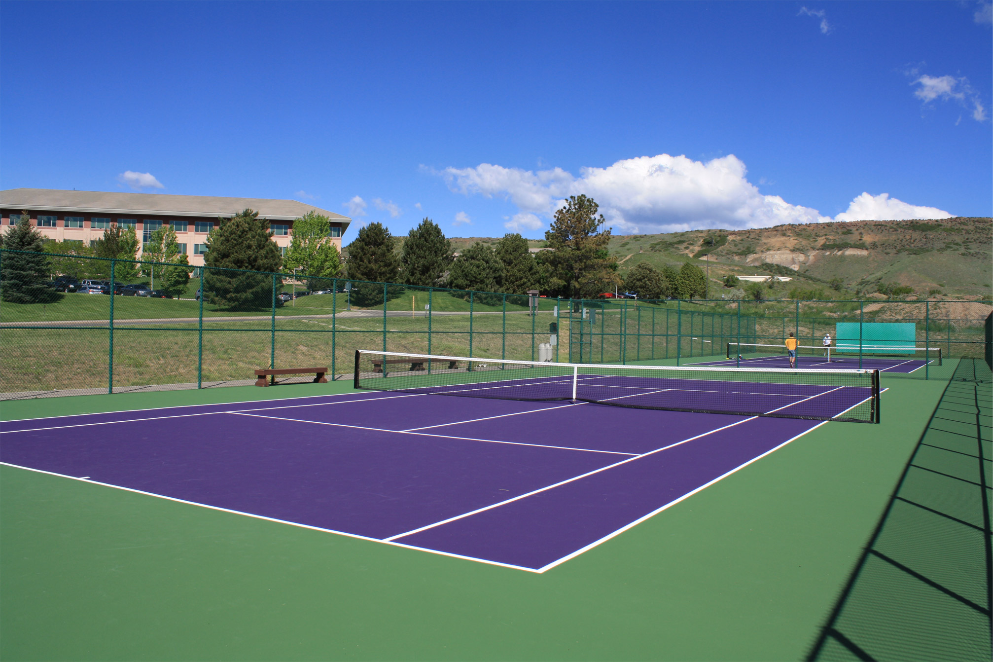 Tanglewood Sports Park & Prospect West Tennis Courts